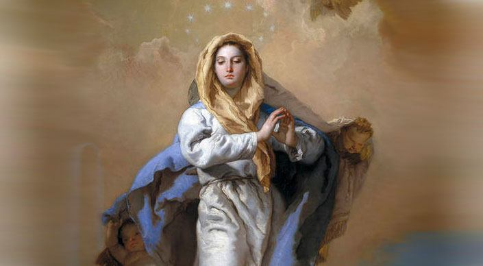 Bezgrešno začeće Blažene Djevice Marije | Kuća susreta Tabor